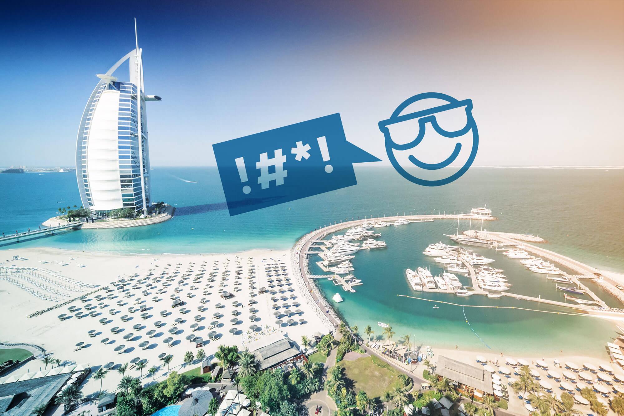 Podcast Trash Talk zum Ironman Dubai