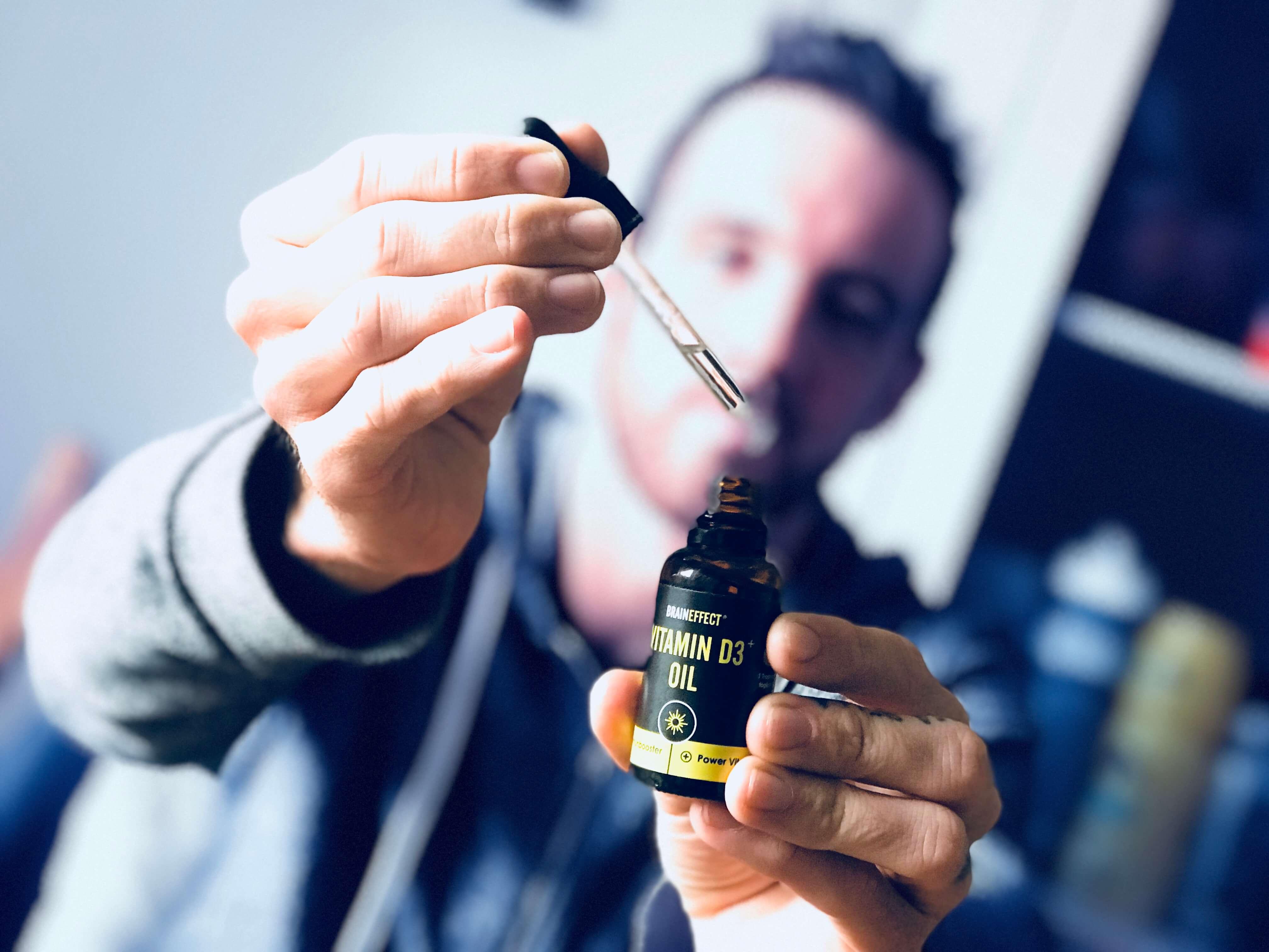 Vitamin D von Braineffect