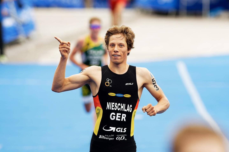 2017 ITU Hamburg Wasser World Triathlon