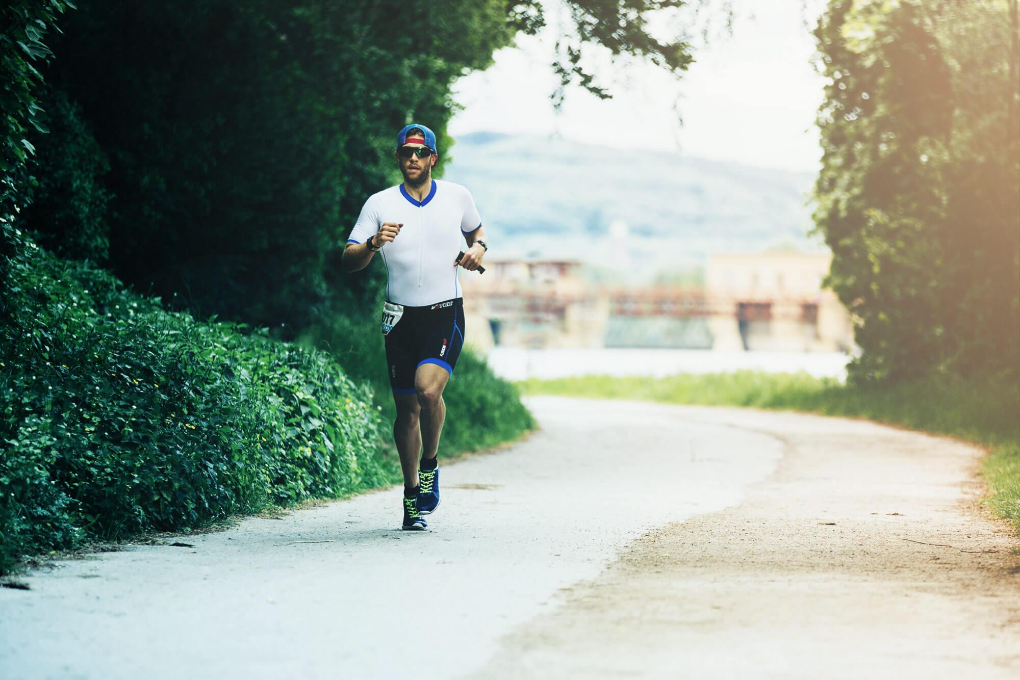 Der Triathlet ist ein ganz spezieller Sportler