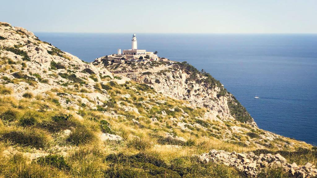 Mit dem Rad zum Cap Formentor