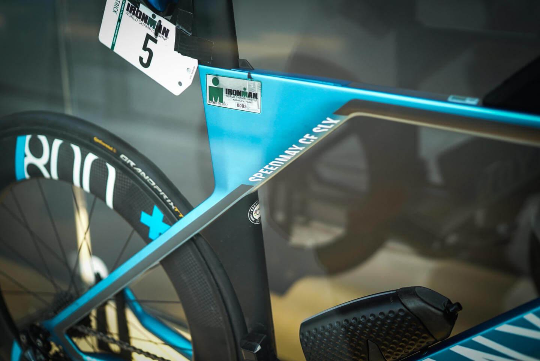 Canyon Speedmax von Weltmeister Patrick Lange