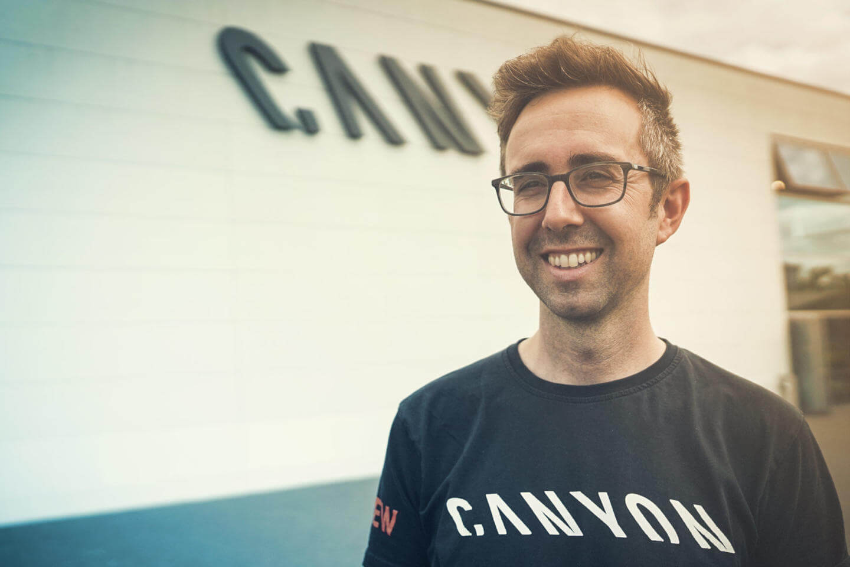 Podcast mit Wolfgang Kohl von Canyon