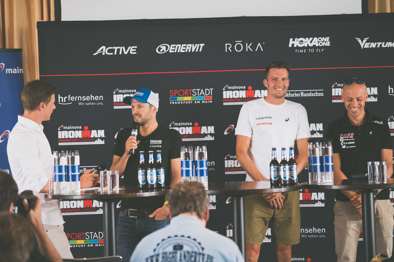 Ironman-Frankfurt-Pressekonferenz