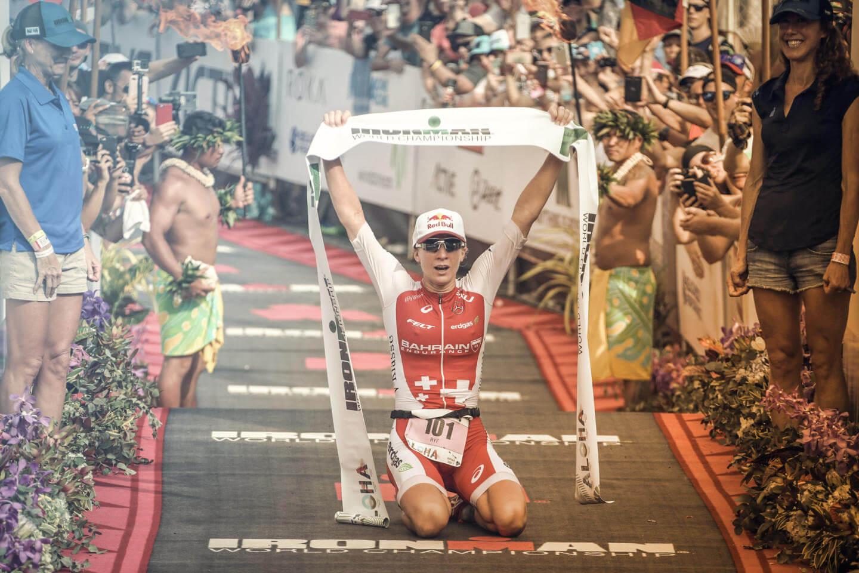 Daniele Ryf Ironman Weltmeisterin in Serie