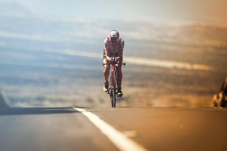 Das Radfahren bei der Ironman Weltmeisterschaft