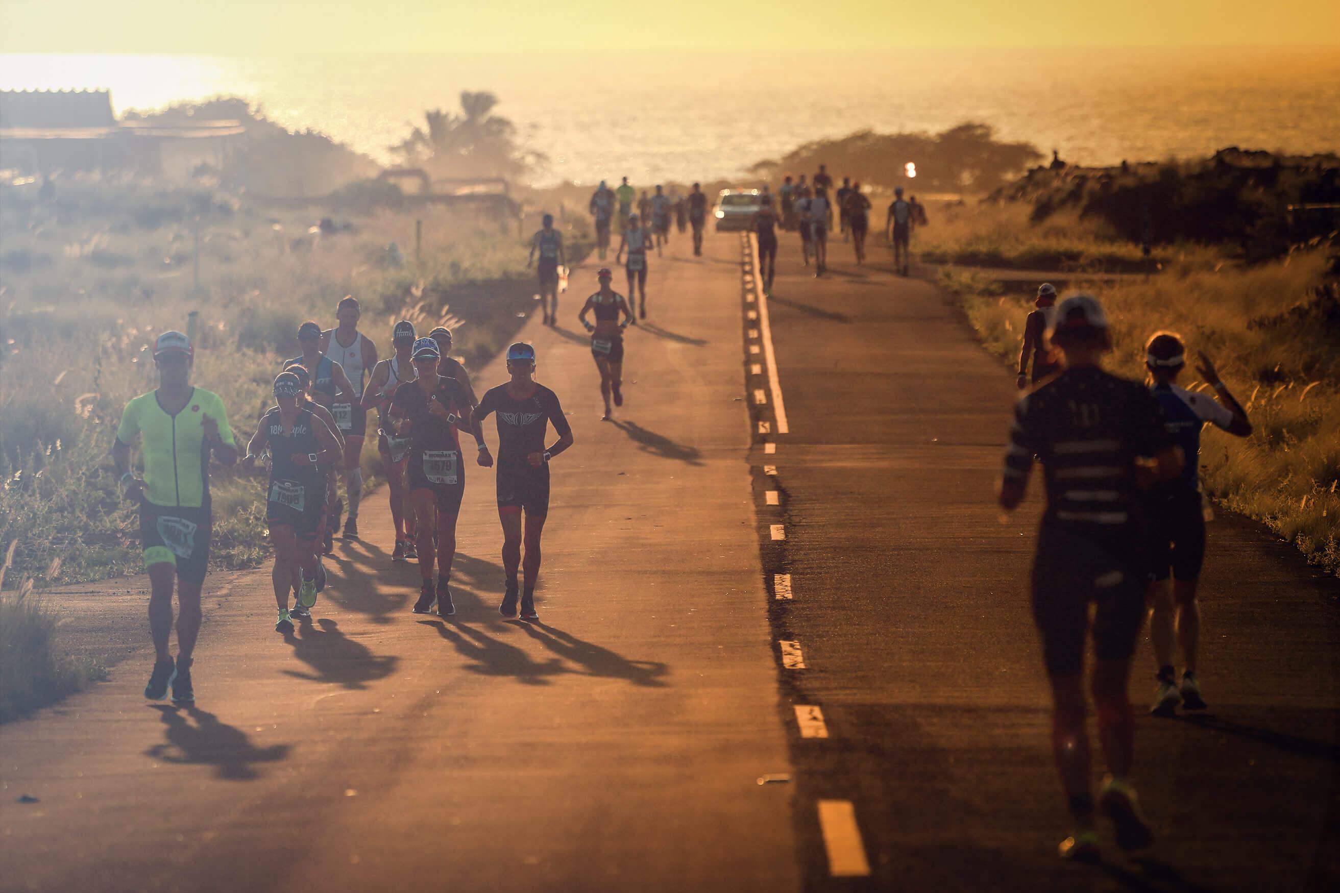 Der Ironman Hawaii in Kona