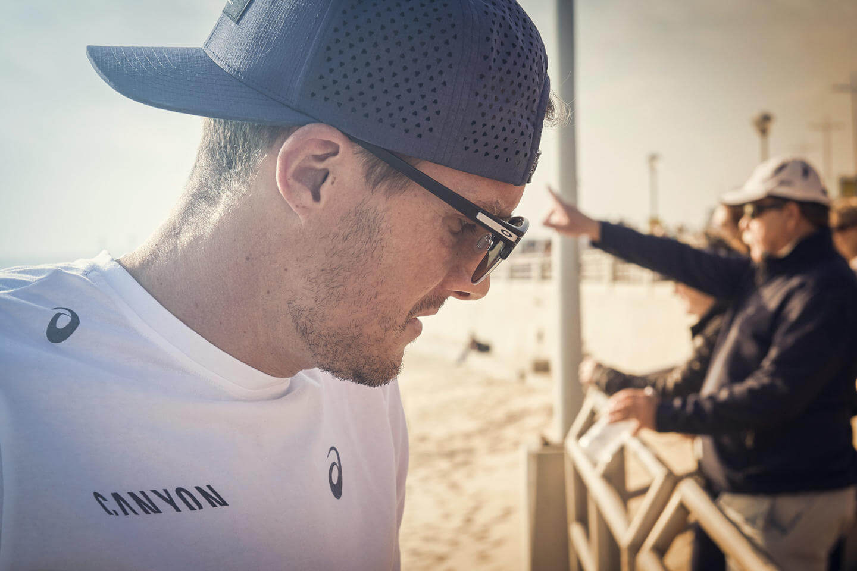 Jan Frodeno – immer stylish unterwegs