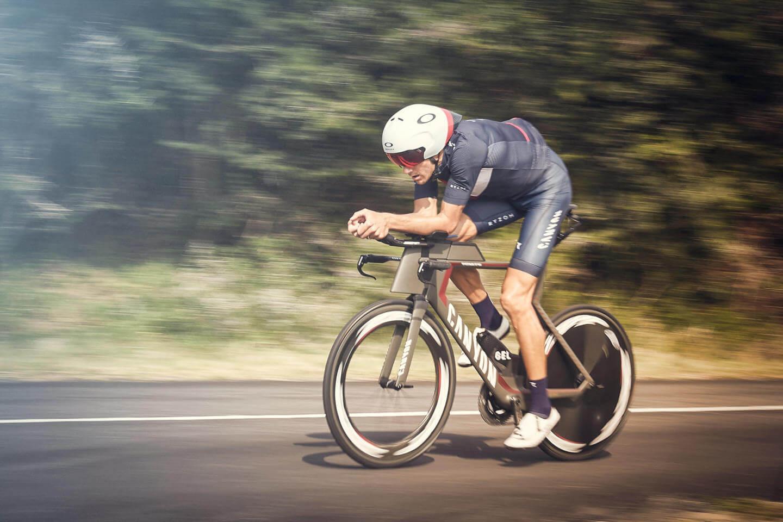 Jan Frodeno ist auch auf dem Rad richtig stark