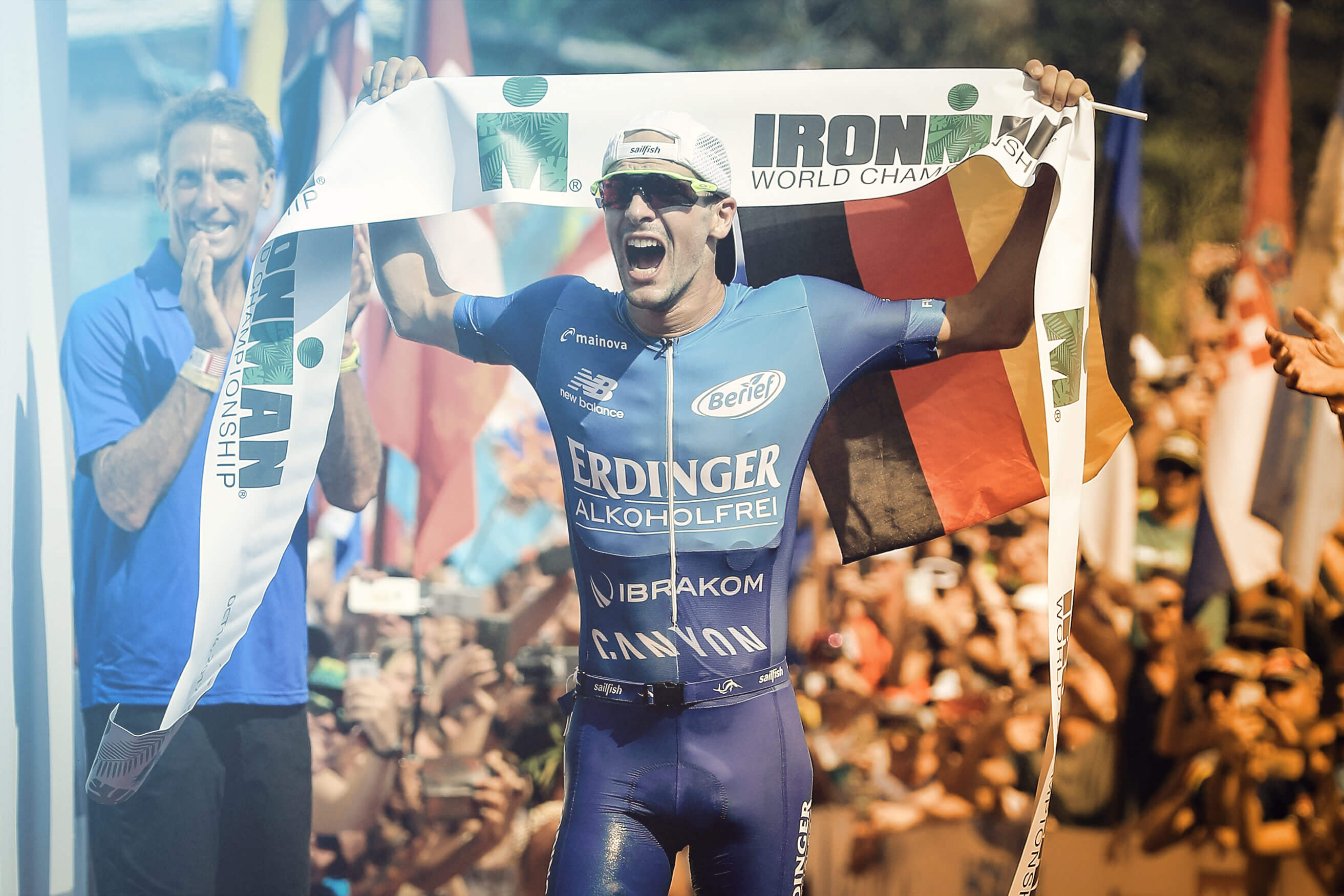 Patrick Lange Ironman Weltmeister 2017
