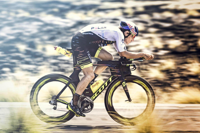 Sebastian Kienle ist einer der stärksten Radfahrer