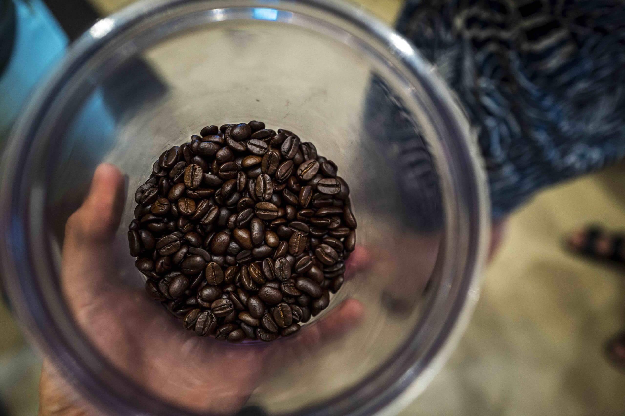 Pushing Limits Kaffee Koffein