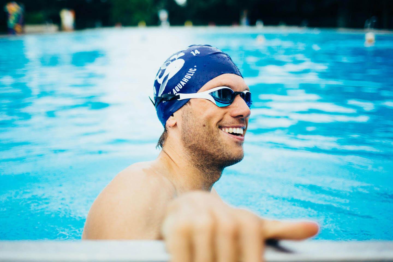 Ist Schwimmen schädlich für die Haut?