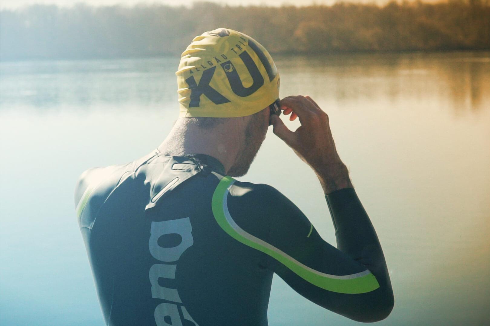 Tipps und Tricks für das Freiwasserschwimmen im Triathlon