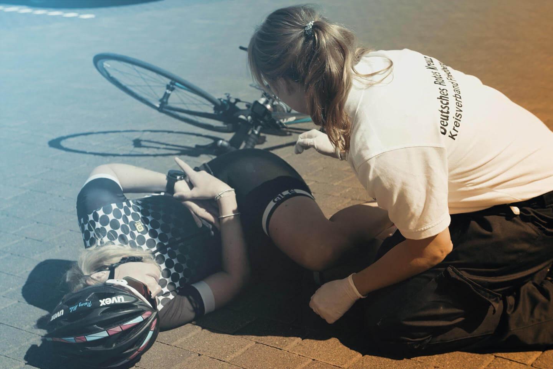Erste Hilfe für Sportler