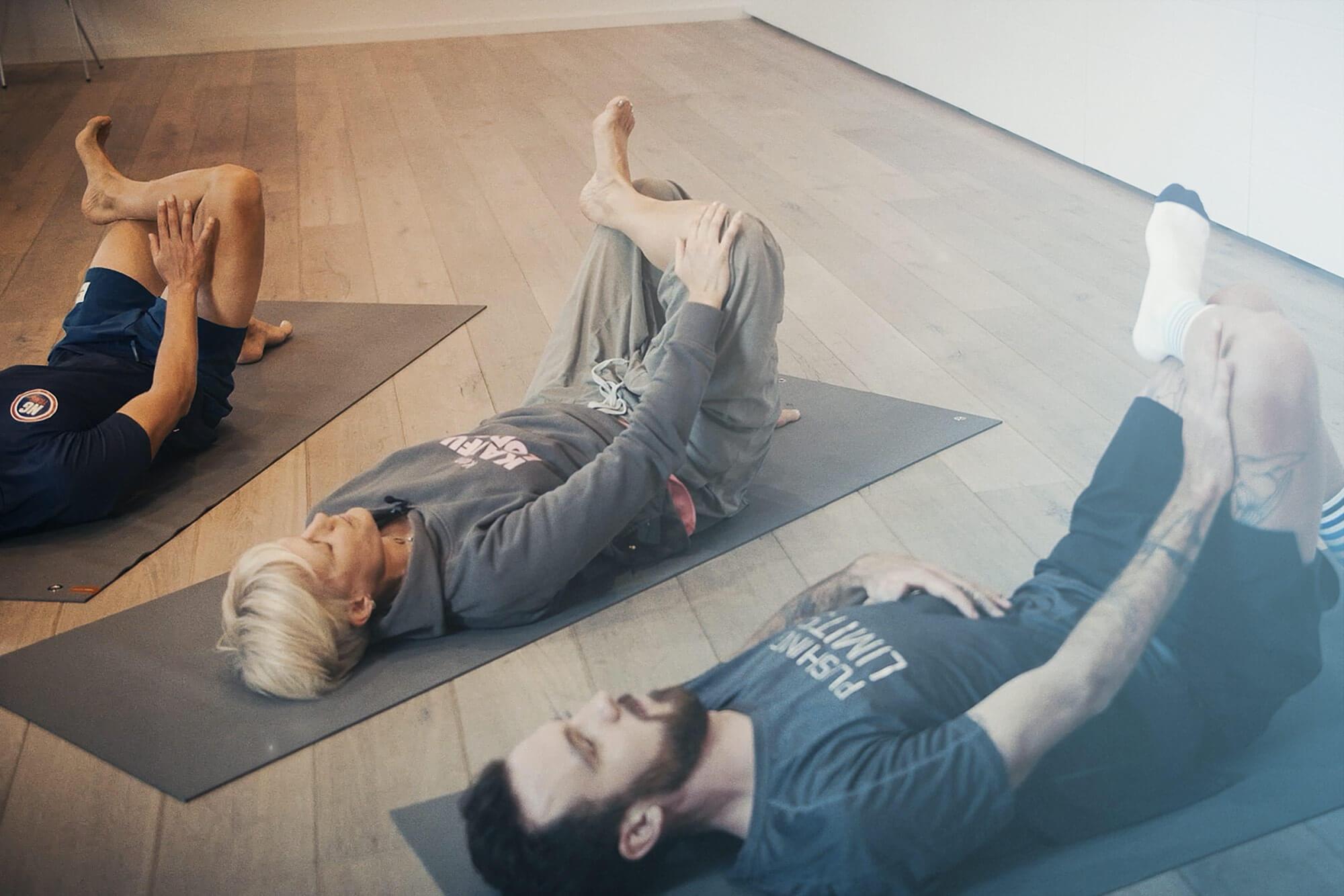 Yoga für Ausdauer-Sportler