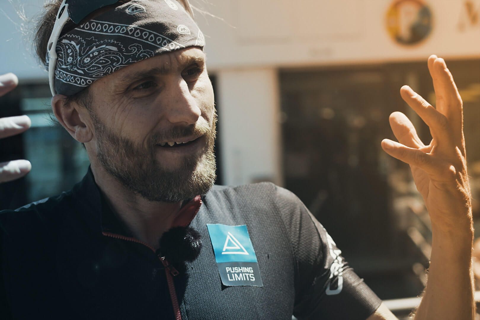 Ironman Frankfurt Special #2 – Faris al-Sultan