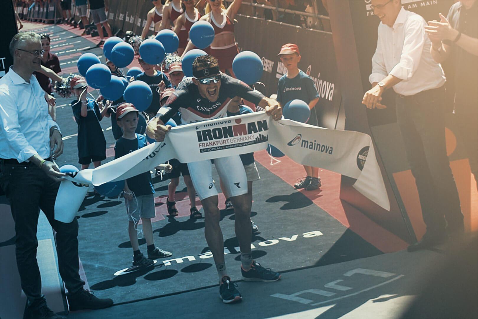 Ironman Frankfurt Show 4 – Jan Frodeno und Sebastian Kienle