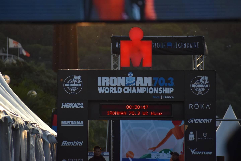 Ironman 70.3 WM Nizza Blog