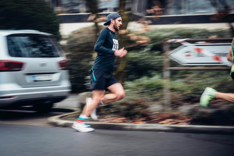 Niclas Bock Laufen Marathon