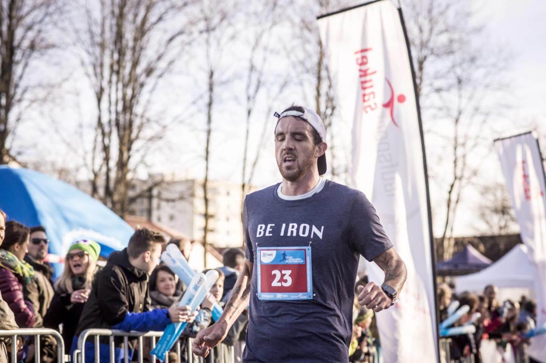 Niclas Bock Laufen Straßenlauf