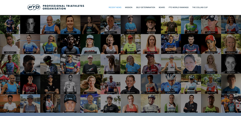 PTO professional triathletes organisation