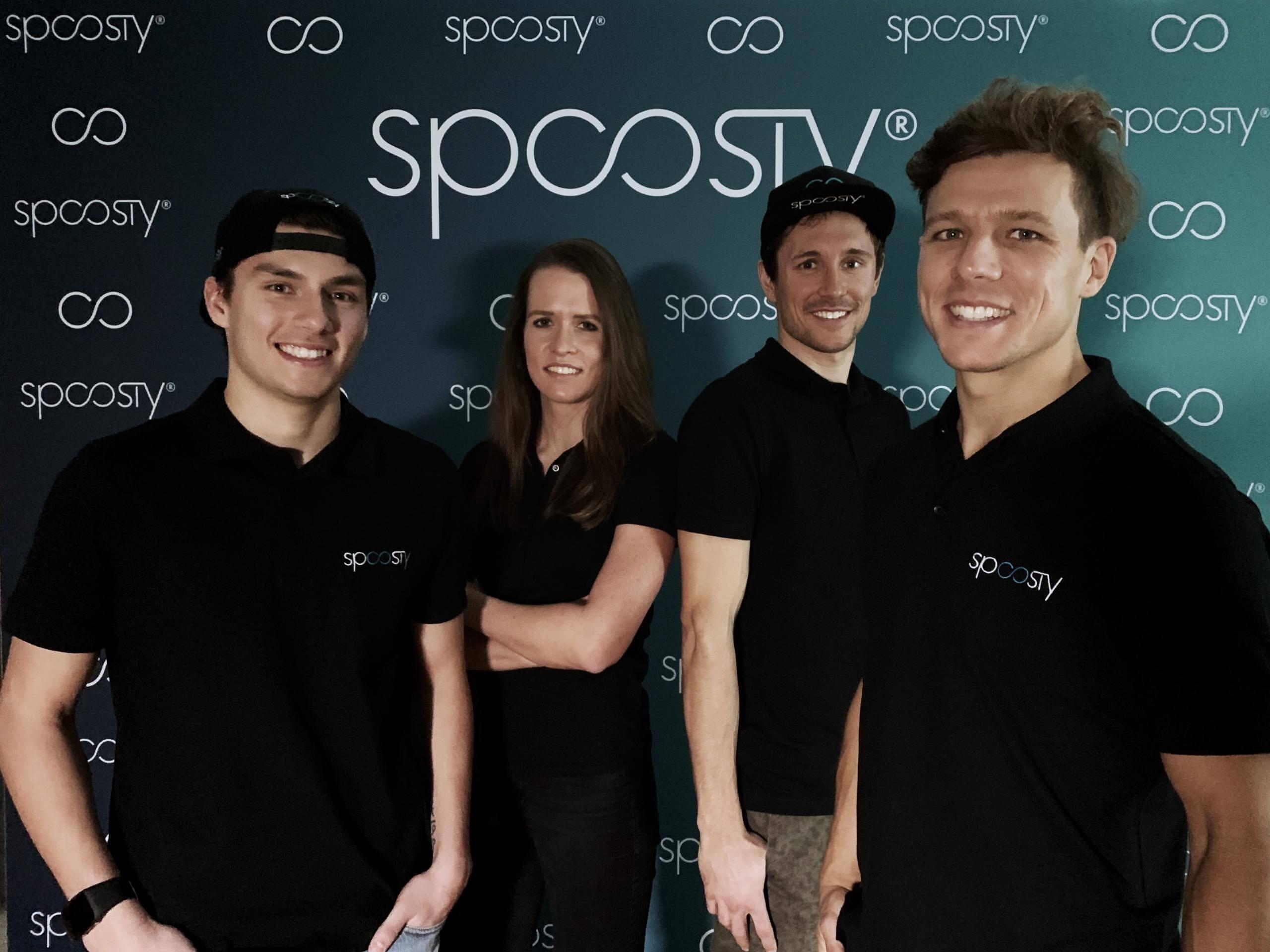Spoosty Pro Tri Team