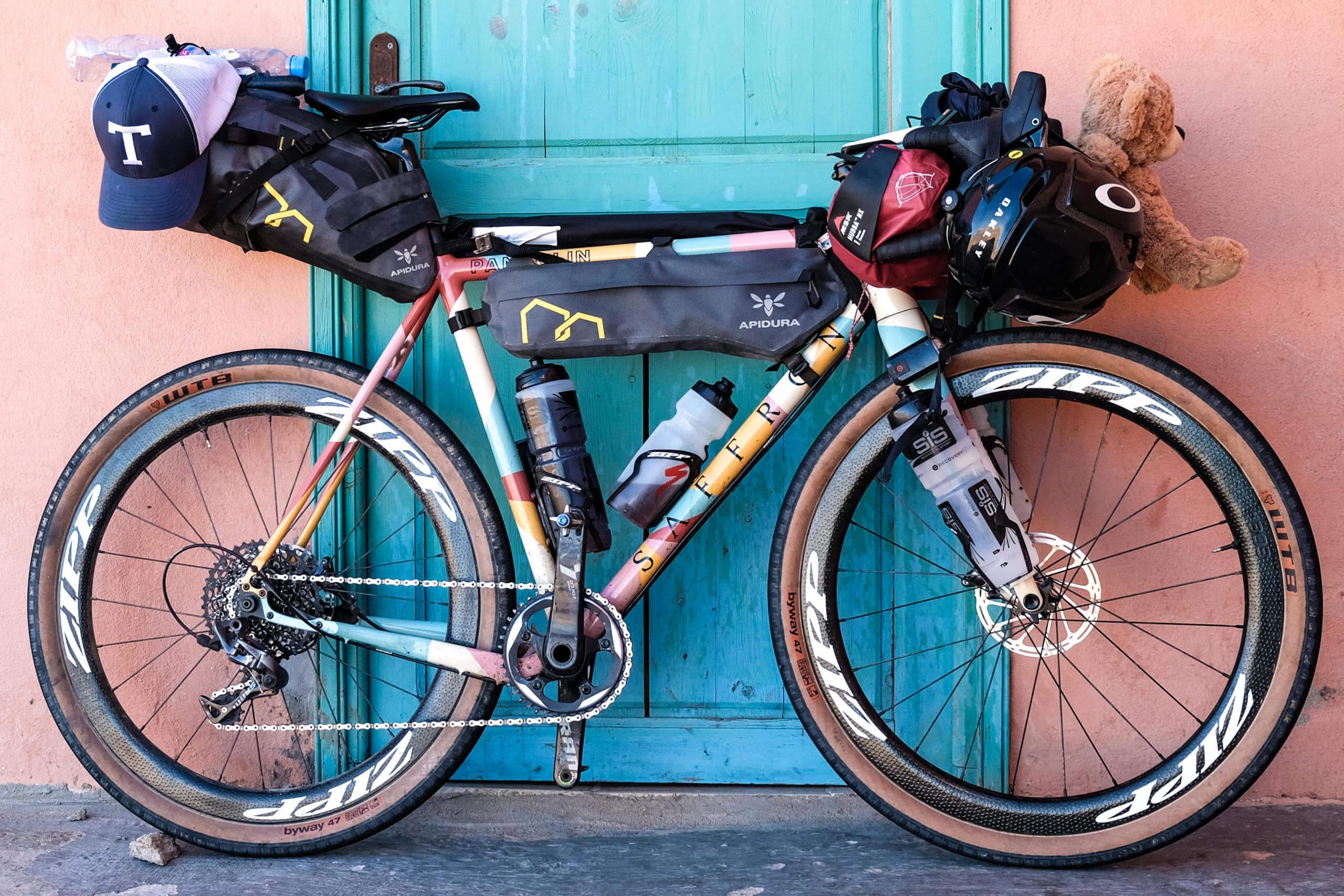 Till Schenk Radfahren West Afrika10
