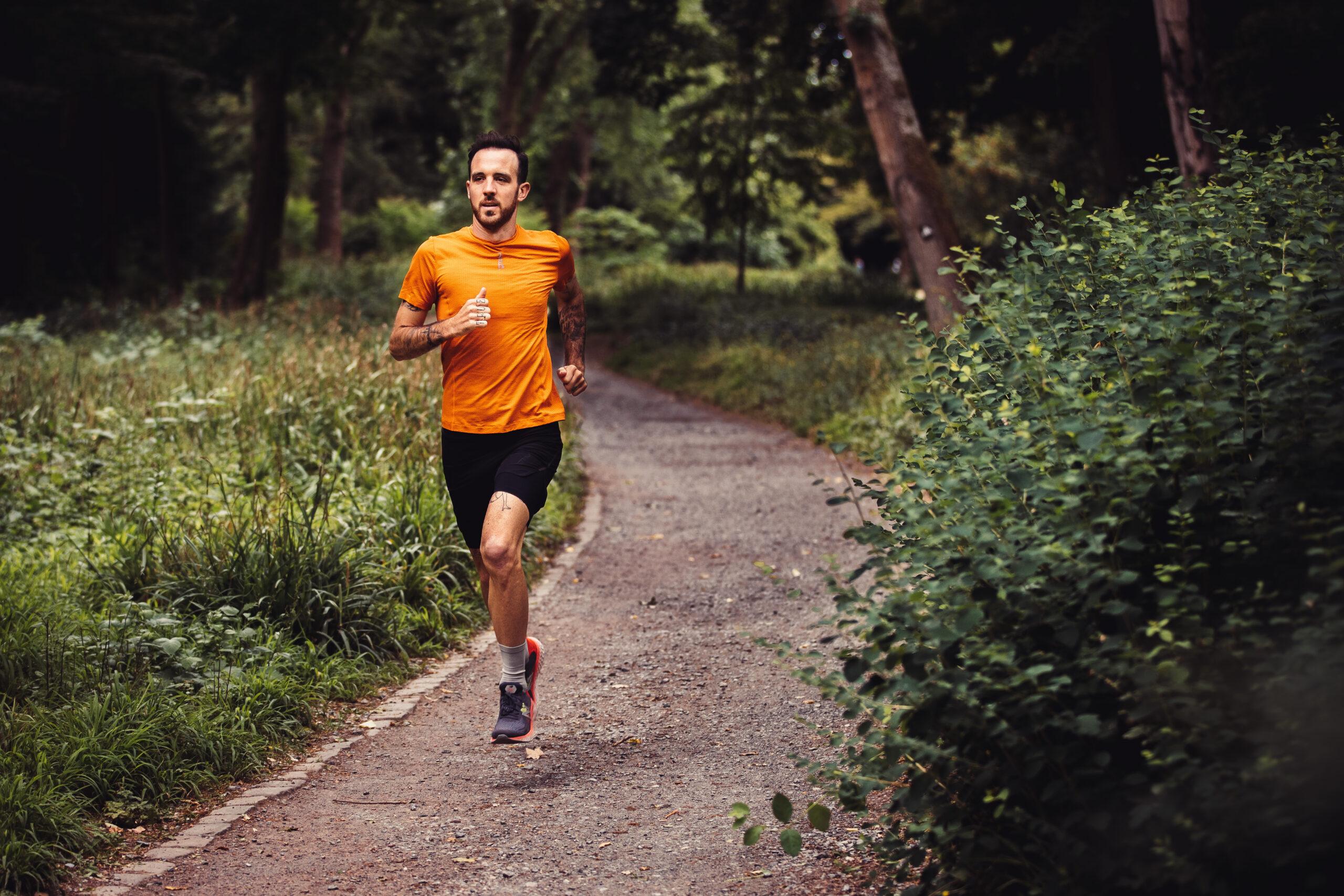 Niclas Bock Streak Run Pushing Limits