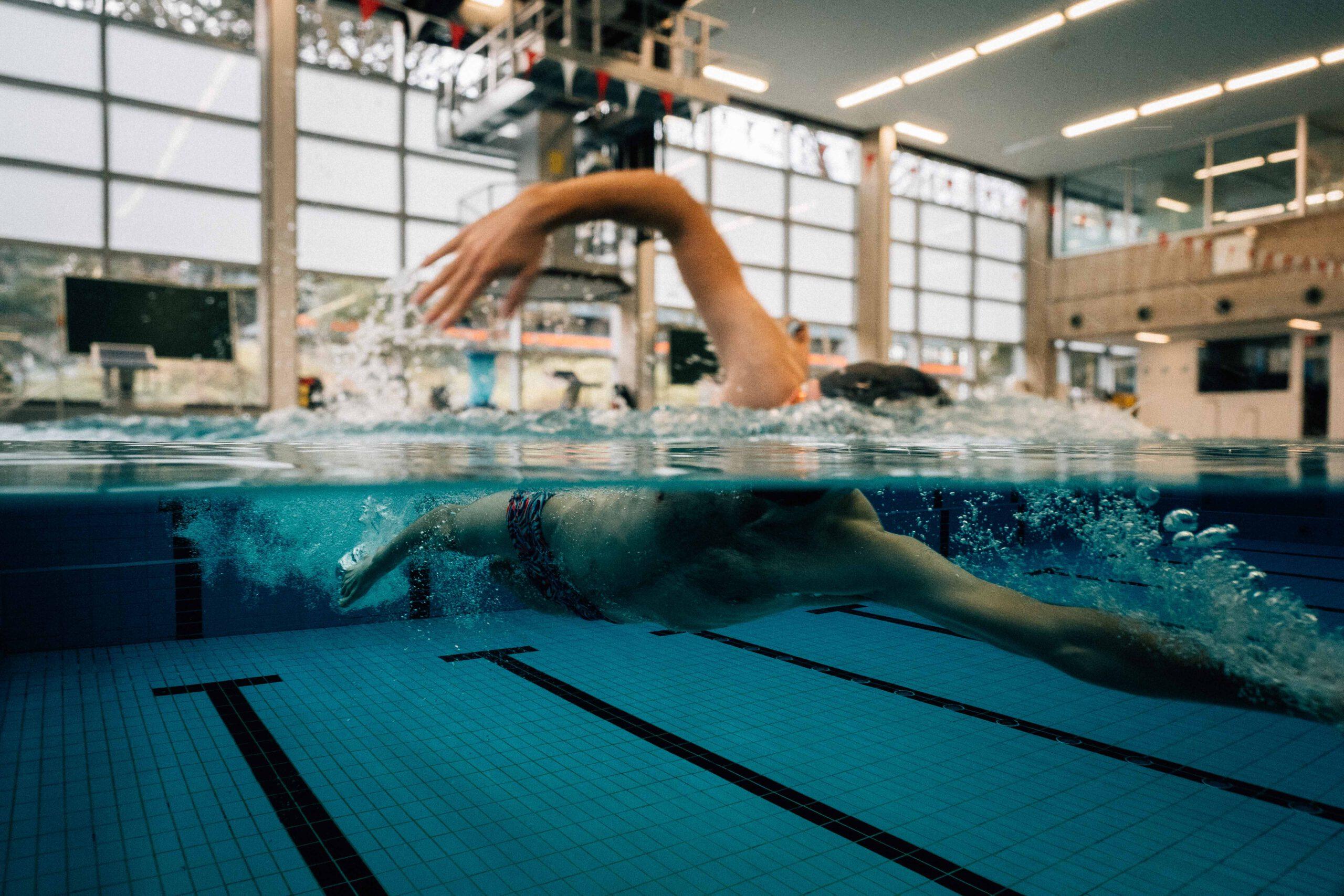 Kraulschwimmen Lernen