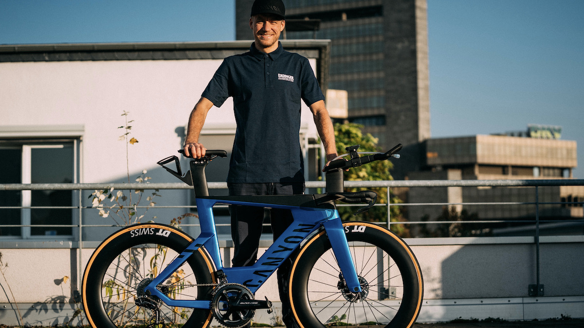 Canyon Speedmax Disc CFR Nils Frommhold