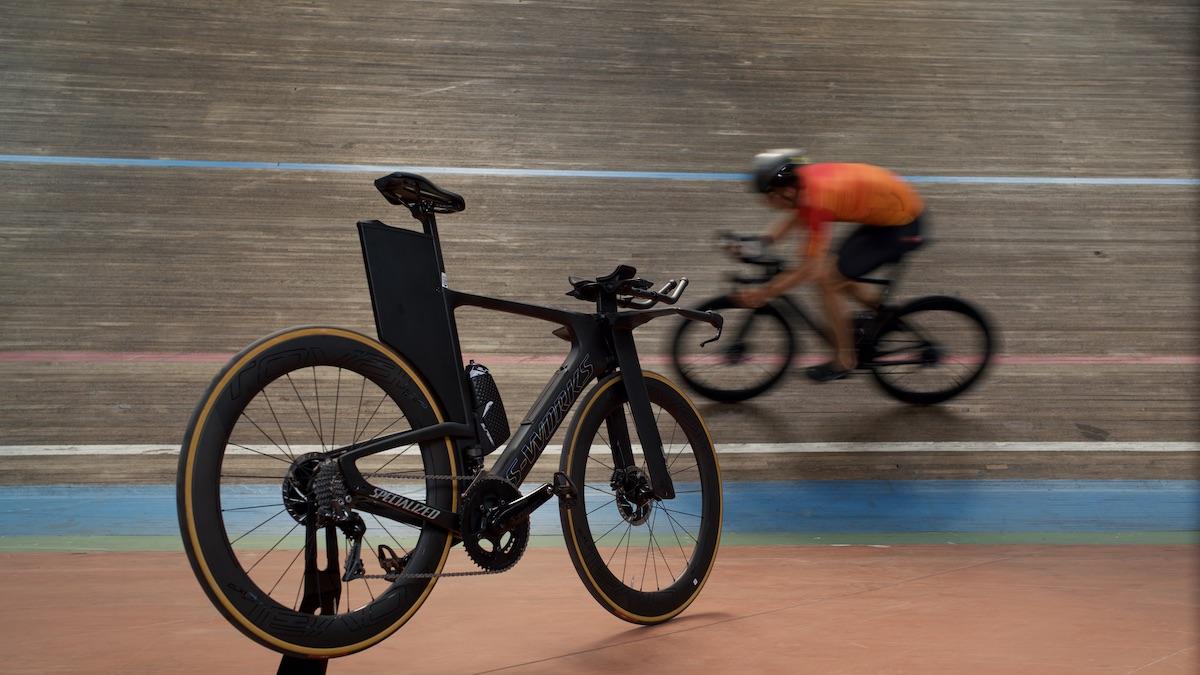 Roadbike vs TT-Bike