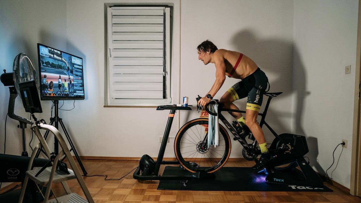 Sebastian Kienle Zwift Race