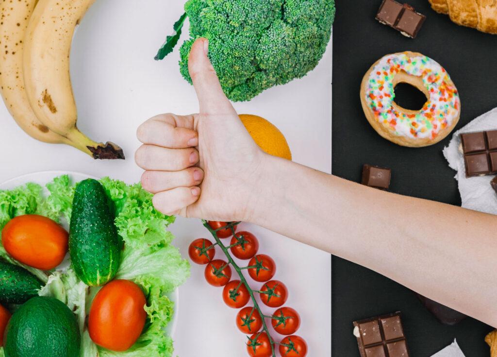 Gesundes Essen in der Darmsanierung