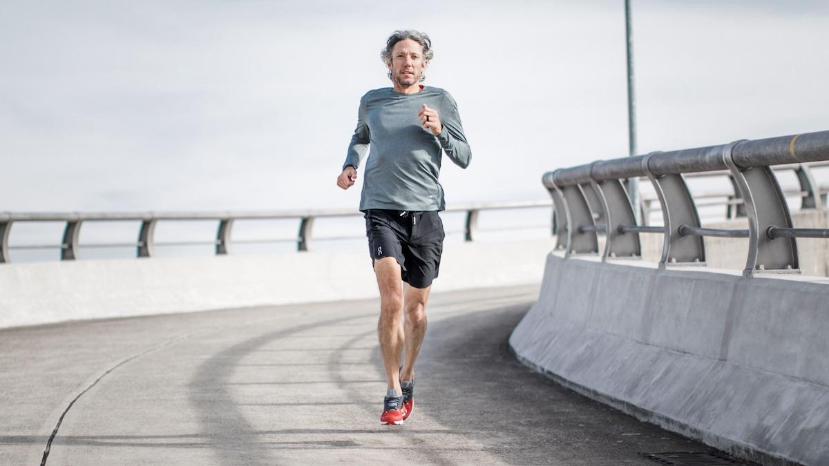 Olivier Bernhard ON Running Podcast