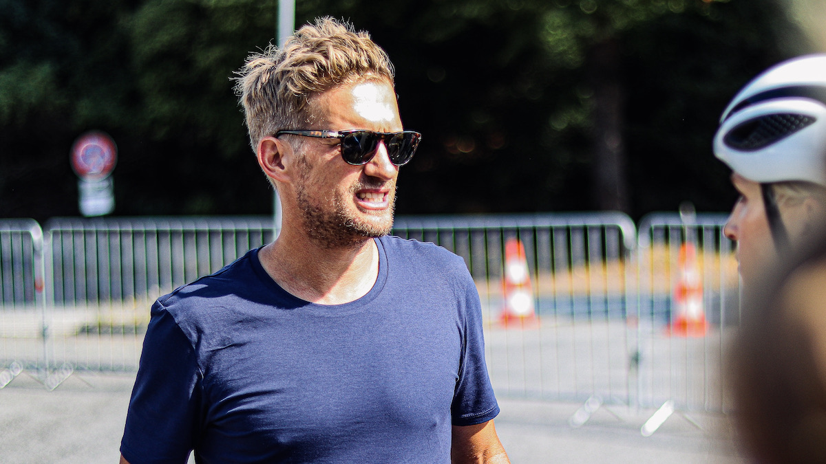 Coaches Corner Triathlon Podcast Nils Goerke