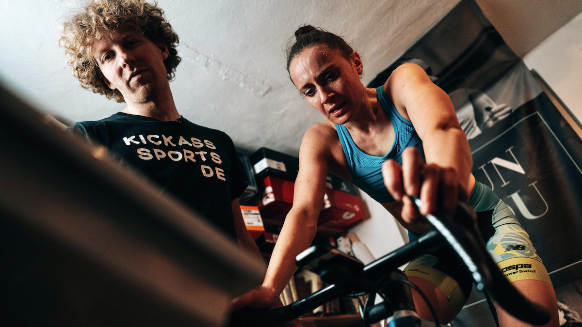 Zyklus Basiertes Training Triathlon Laura Philipp