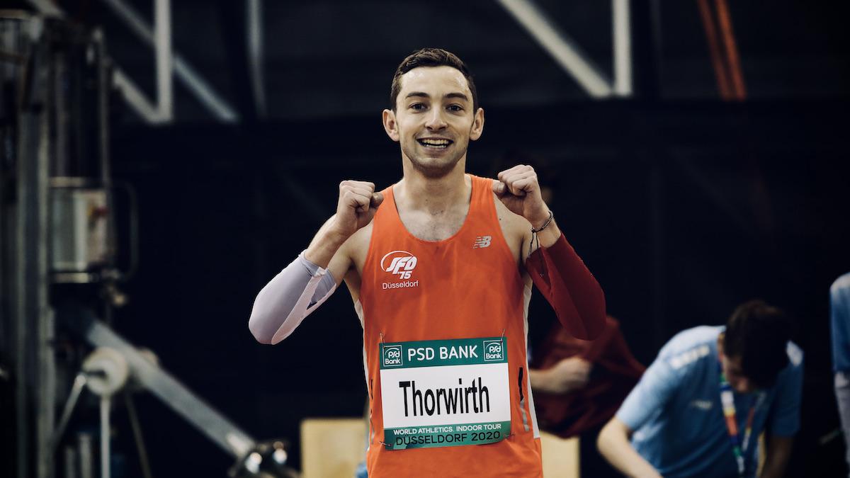 Maximilian Thorwirth Lauf Blog