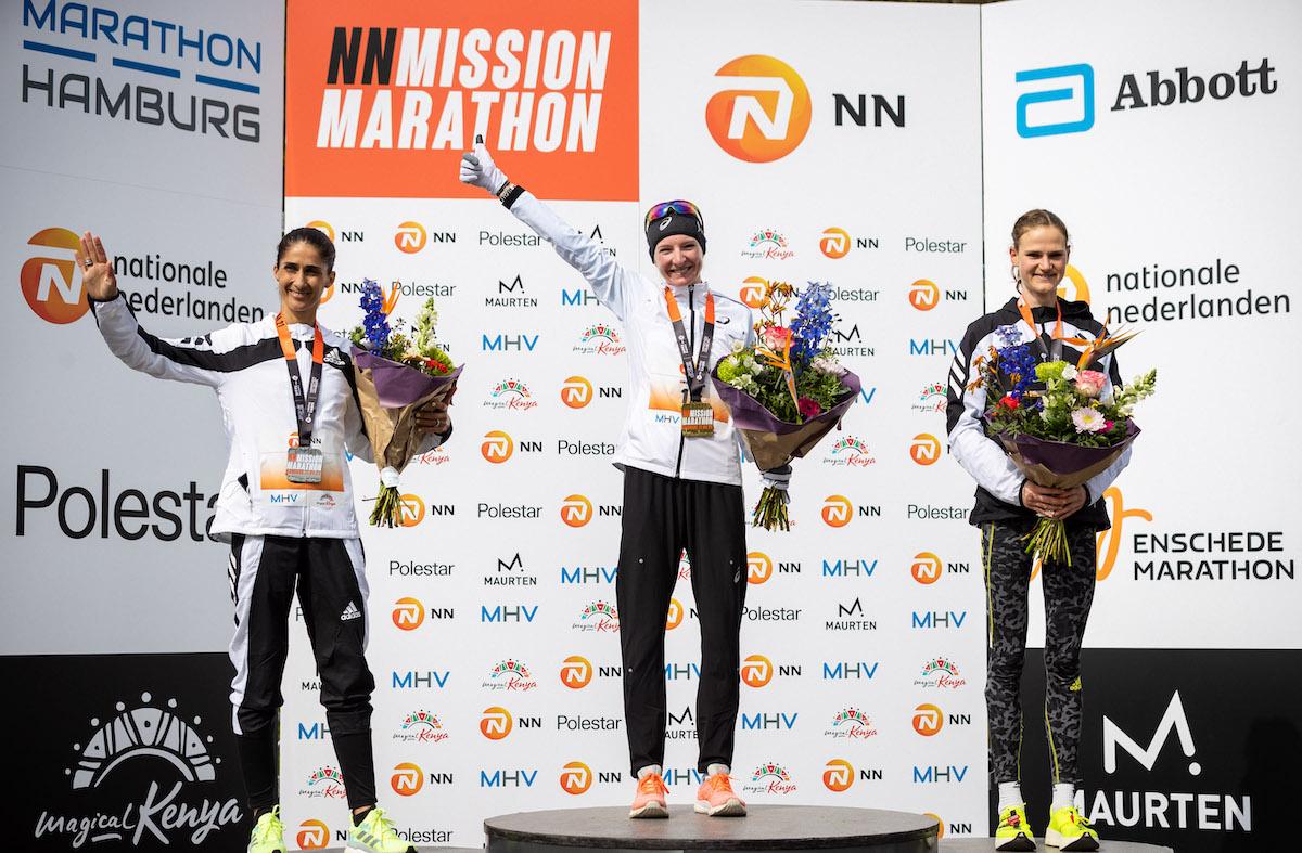 NN Marathon Enschede Katharina Steinbruck