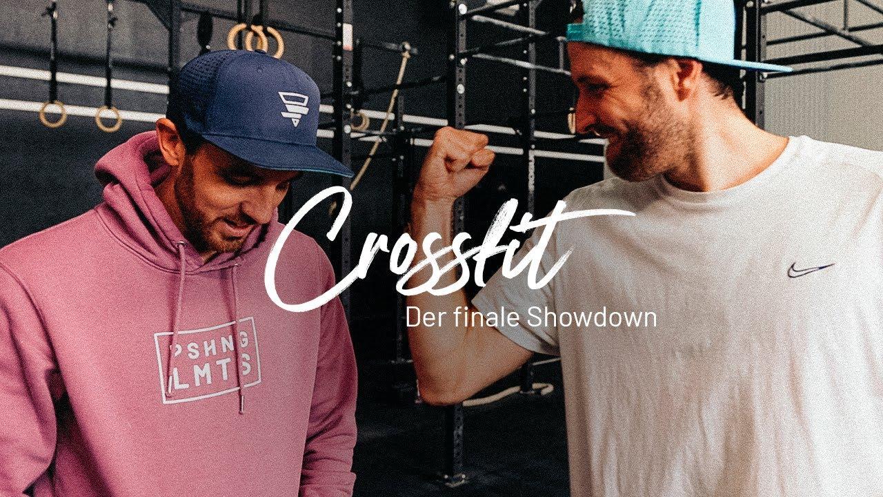 Crossfit Challenge Finale