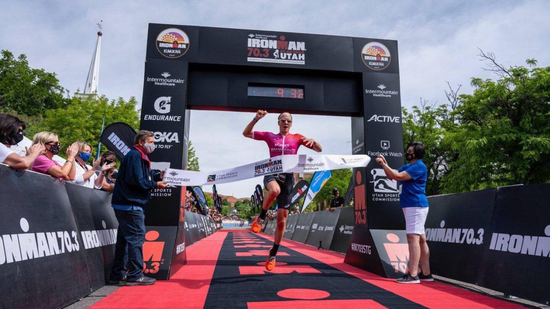 Daniela Ryf Ironman 70.3 St. George