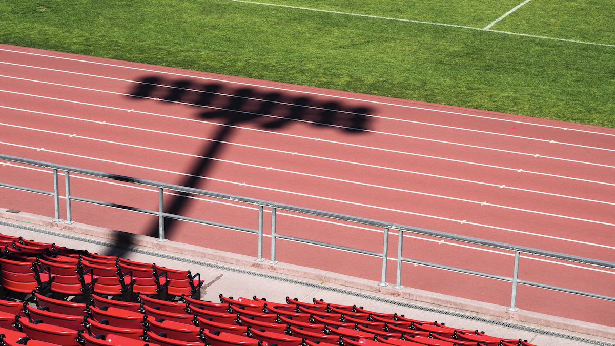 Leichtathletik Mai