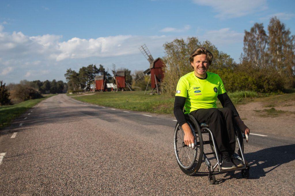 Sieger: Aaron Andersson