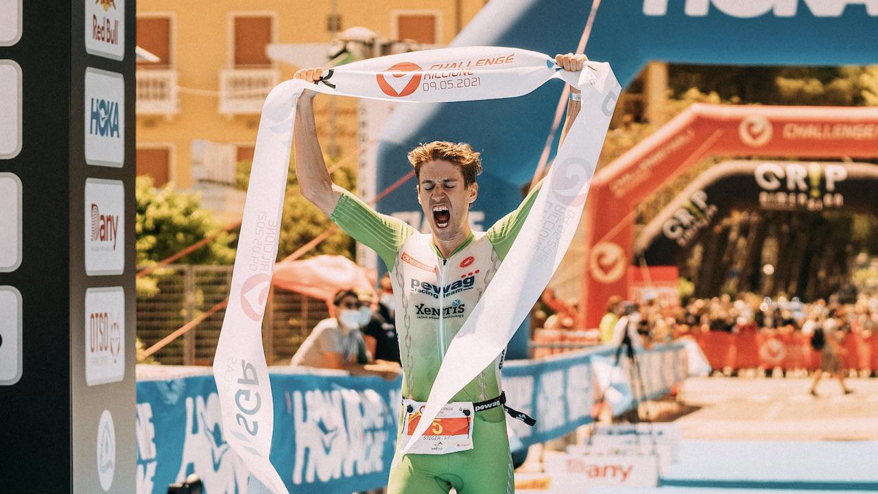 Thomas Steger Challenge Riccione