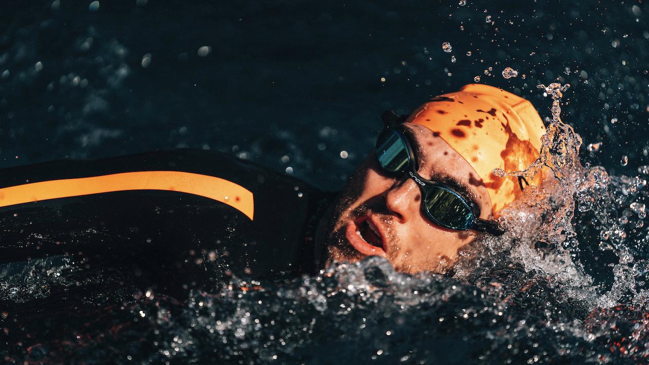 Johann Ackermann Podcast Schwimmen
