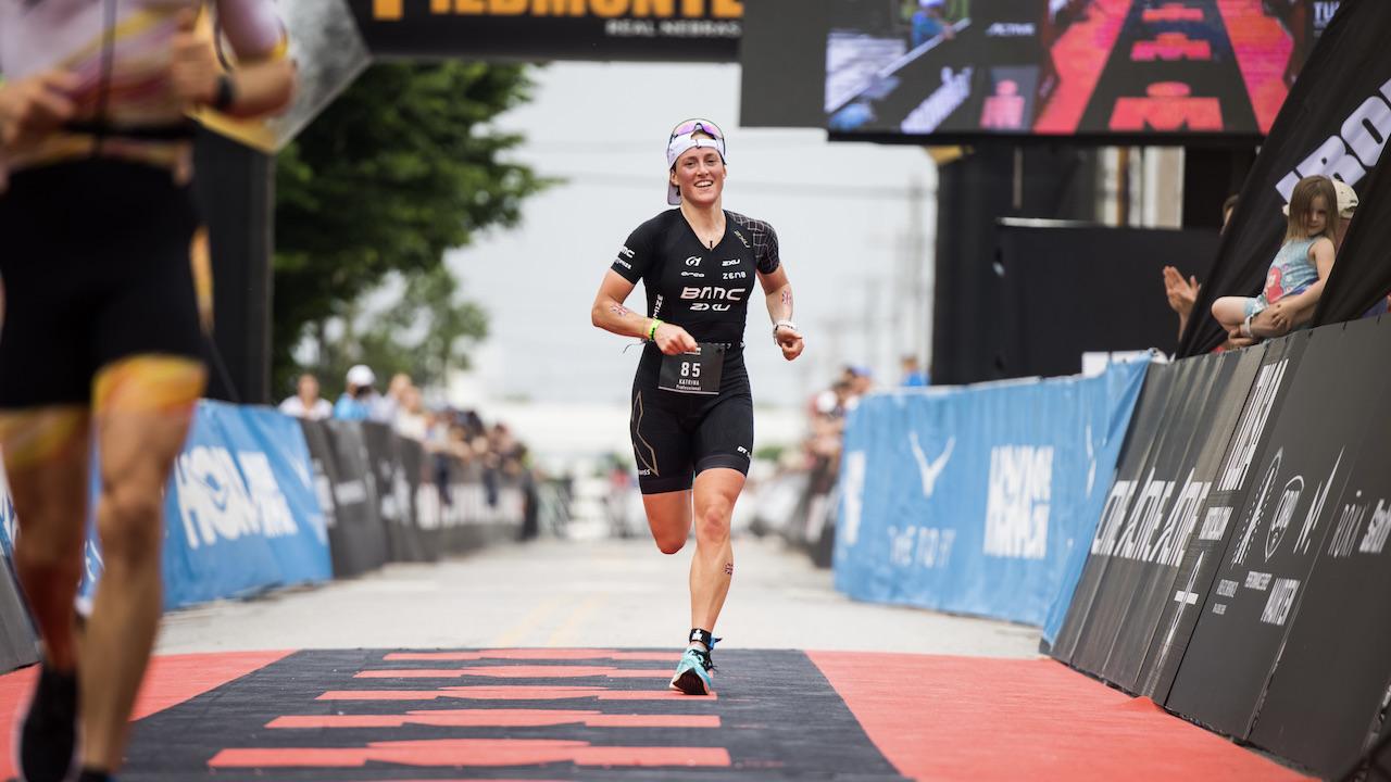 Katrina Matthews Ironman Tulsa