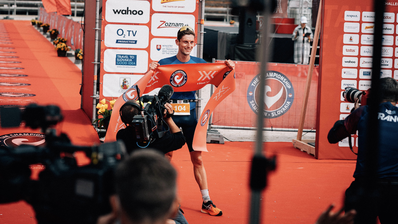 Florian Angert The Championship