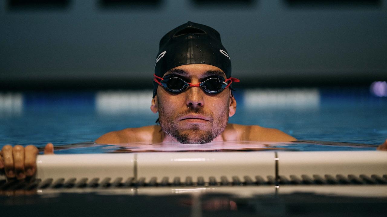 Fokus Schwimmtraining