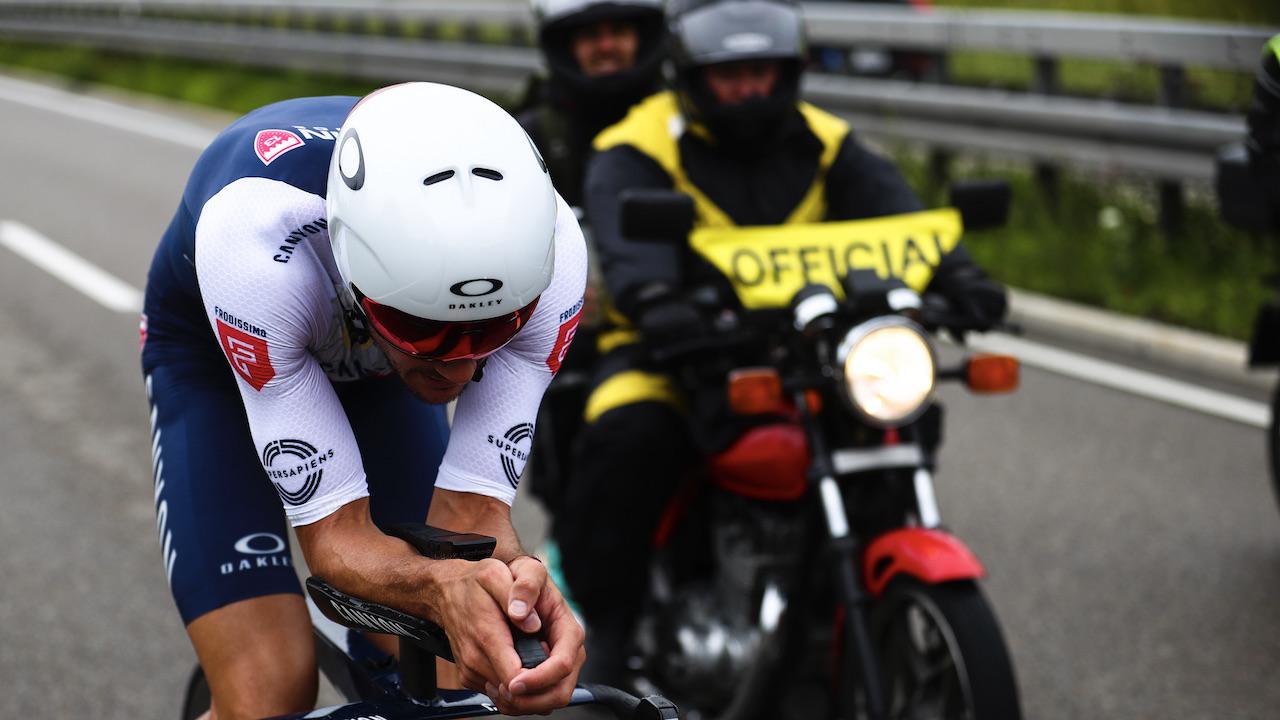 Triathlon-Motorrad-Regeln