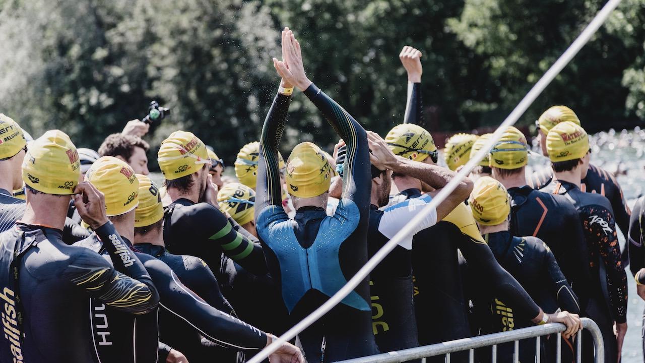 Triathlon Sportart